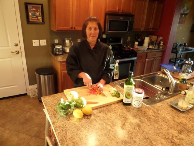 Donna Duerr Sedona Personal Chef